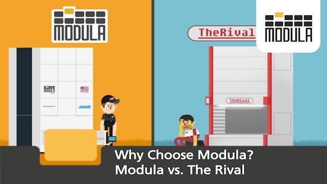 Modula vs. The Rival