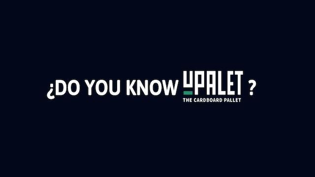 Upalet - The Cardboard Pallet