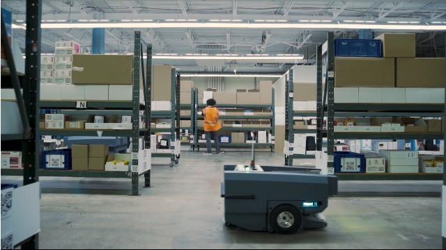 Worker-Robot Collaboration Revolutionizing e-commerce Fulfillment