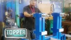 Topper Industrial - Material Handling Cart Delivery Solutions - Creating the Right Material Handling Cart Solution