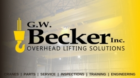 The G.W. Becker, Inc. Difference