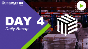 ProMatDX Daily Recap Day 4