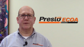 Be Sure to Visit the Presto ECOA Showcase