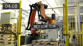 Sustainability: Using automation to reduce material waste in warehouses