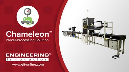 Chameleon Parcel Processing Solution