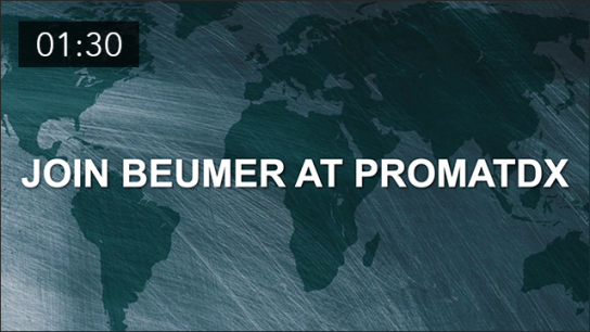 Sponsored Content: Live Demos & Seminars at ProMatDX presented by BEUMER Group