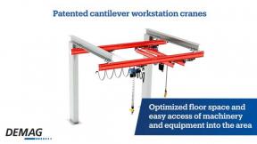 Demag Light Lifting Solutions | KBK Modular Cranes, Workstation Cranes, DC Chain Hoists, DCBS Electric Balancer, D-BP II Air Balancer
