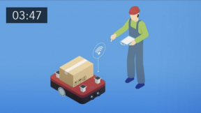 Innovative New Methods for Material Transfers in the Warehouse in a Supply Chain Facility