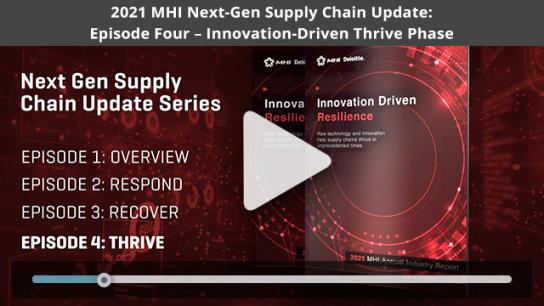 2021 MHI Next-Gen Supply Chain Update: Episode...