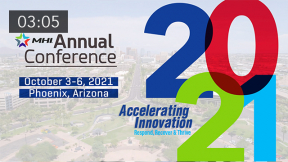 Accelerate Innovation at MHI's 2021 Annual Conference