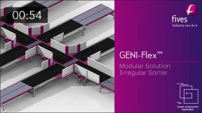 Sponsored Content: GENI-Flex™ Modular Solution Irregular Sorter
