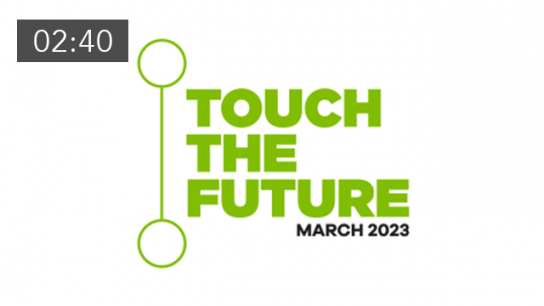 Help Your Customers Touch the Future at ProMat 2023