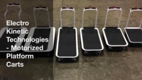 Motorized Platform Carts