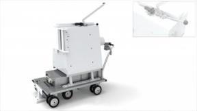 Custom Motorized Cart-Power Gen Industry