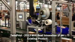 TwinPrint® dual-sided Packing Slip/Shipping Label Systems