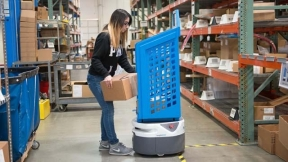 Working in the Warehouse of the Future with SAP