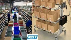 Pickcarts at NBTY Europe