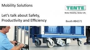 TENTE e-drive Mobility Solution