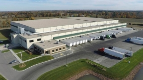 Construction Case Study Video - Service Cold Storage - Stevens Point, WI