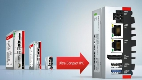 Meet the smallest IPC from Beckhoff