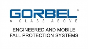 Gorbel Engineered and Mobile Fall Protection Systems