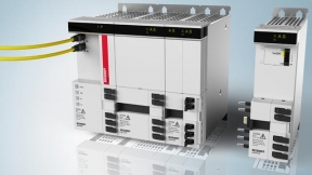 Multi-axis EtherCAT® servo drives offer gap-free installation