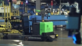 The Robotic Tugger 4500kg