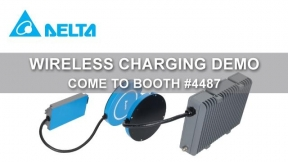 Delta Wireless Charging System