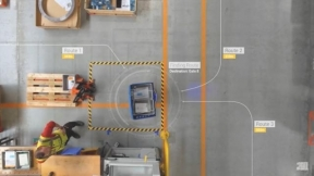 MHI | Warehouse Automation - MHI view