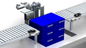 Lenze Intralogistics Automated Warehouse