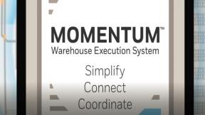 Momentum Warehouse execution system