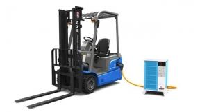 MHI | Forklift - MHI view