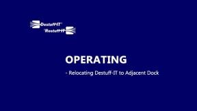 Driving the Destuff-IT
