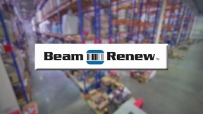 Beam Renew™ Warehouse Label Cover-Up Solution