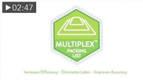 MultiPlex Packing Lists by Chicago Tag & Label