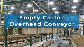 Automated Empty Carton Handling System