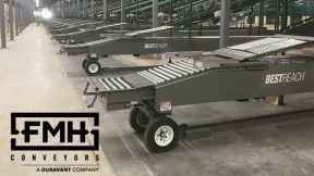 FMH Conveyors WOWS Efficiency & Safety Rates with Ergonomic Material Handling Equipment