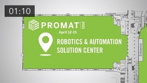 New Show Feature for 2021 - ProMat 2021 Robotics and Automation Solution Center