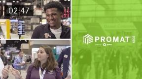 Student Days at ProMat 2019