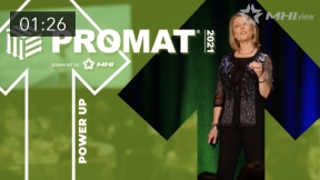 Power Up Your Marketing Efforts at ProMat 2021