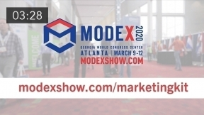 MODEX 2020: Marketing Kit - Exhibitor's Help Video