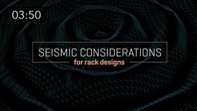 RMI Rack Safety Episode 5: Seismic Activity
