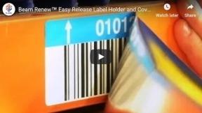 Beam Renew™ Easy-Relabeling Solution