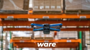 Ware | Drones For Warehouses