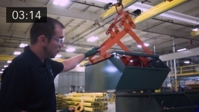 ProPath™ Automated Workstation Cranes Maximize Productivity