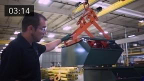 ProPath™ Automated Workstation Cranes Maximize Productivity