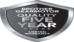 Industry Best 5 Year Limited Warranty