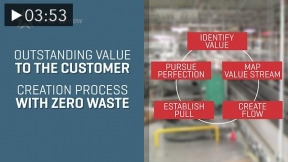 Applying Lean Principles to the Distribution Center