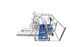 XYZ Robotics Piece Picking Station