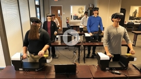 The effectiveness of VR gaming on workforce training.